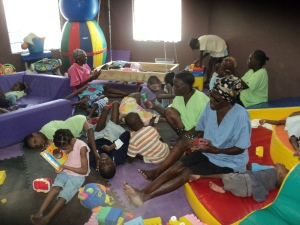 Miriam Center at Northwest haiti Christian Mission