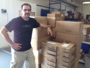 Supplies headed to Northwest Haiti Christian Mission